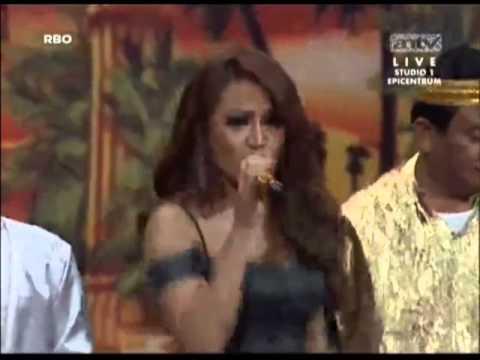 Amanda Choes - Sik Asik di ANTV Pesbuker 23 Nov 2013