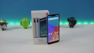 Обзор смартфона Xiaomi Mi A2 Lite