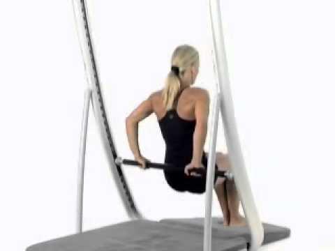 solostrength training peak triceps arm exercise demo