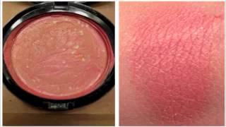 Homemade Makeup Swatches DIY   YouTube Thumbnail