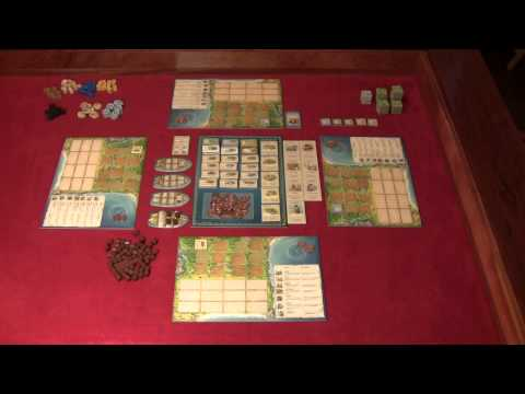 "How to Play ""Puerto Rico"" - The Dragon Table: Episode 20"