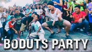 BUDOTS DANCE PARTY DAVAO | Foreigners try Pinoy Dance | Philippines Travel 2018