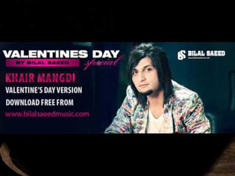 Bilal SaeedKhair Mangdi Valentine's Day VersionVideo Dailymotion