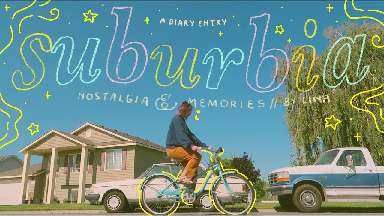 back in suburbia: nostalgia & hometown + high school memories