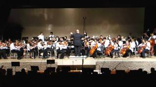 John G. Althouse,  Crescendo2011- Honour Orchestra_When Johnny Comes Marching Home.f4v