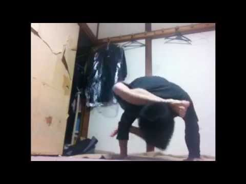ブレイクダンス 縦系練習 「しあんの思案」