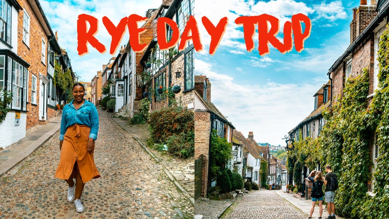 Download Day Trip to RYE from London - 5 Things to do in Rye East Sussex (Rye Day Trip)