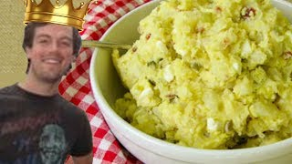 Would You Donate To A Potato Salad Kickstarter Campaign?