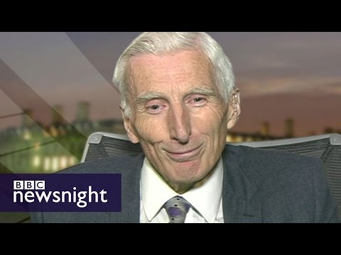 'Amber Rudd's speech was really deplorable': Lord Rees - BBC Newsnight