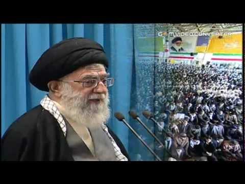 Iran's Supreme Leader Ayatollah Ali Khamenei 3