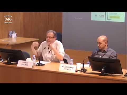Walter Benjamin 2017: Ferran Gallego (Universitat Autònoma de Barcelona)