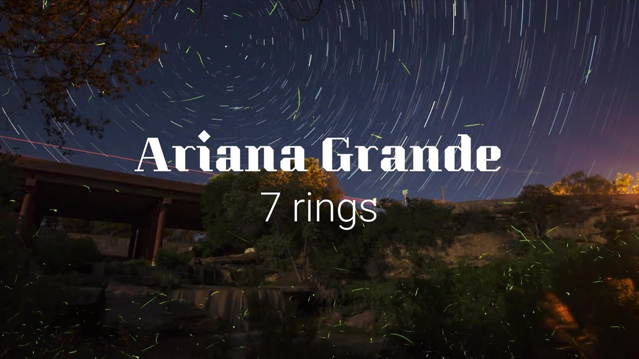 Download Ariana Grande 7 Rings (Instrumental Karaoke Version) Lyrics