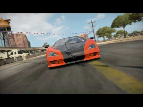 Shift 2 Unleashed Add on Car SSC Ultimate Aero TT – Ambush Canyon