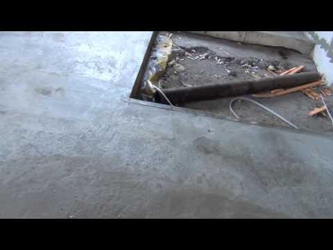 0 - Затирка стяжки підлоги