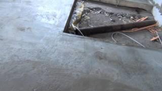 Затирка бетонной стяжки, не успел на сутки(, 2016-08-01T10:00:50.000Z)