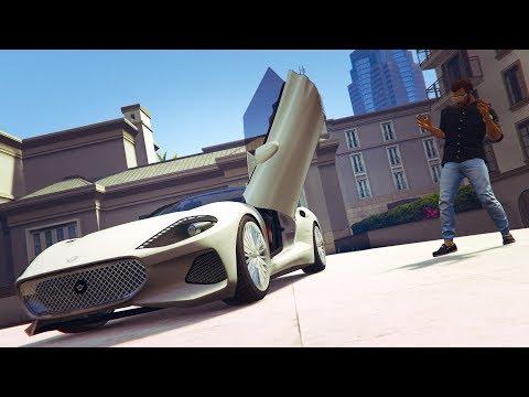 Обзор автомобиля: Vysser Neo. Добро пожаловать. GTA Online.