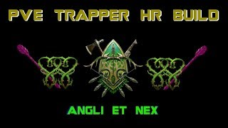 Neverwinter PVE Trapper HR Build