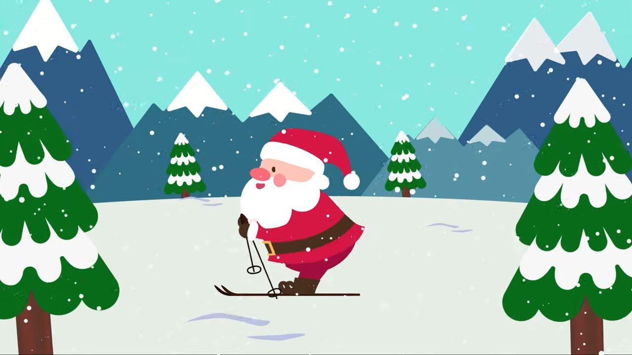 Новогоднее чудо от Деда Мороза. Снеговик потерял морковку. Бим-Бом ТВ