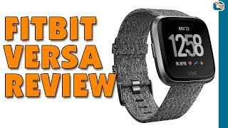 Fitbit Versa Special Edition Review