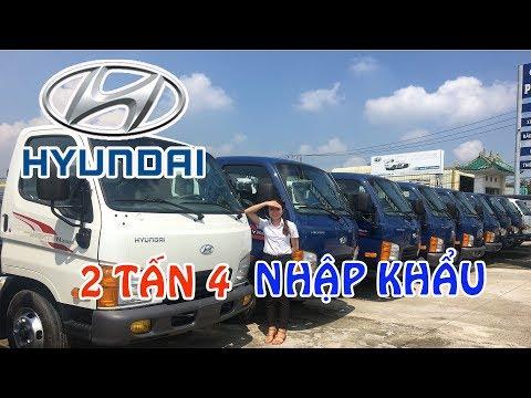Xe tải Hyundai Hyunai 2 tấn giá trả góp chỉ 100Tr #xetaihyundai, #xetaihuynhdai,