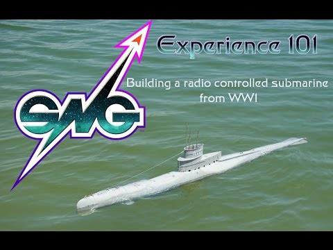 How to Build  a WWI Submarine - SNG Experience 101