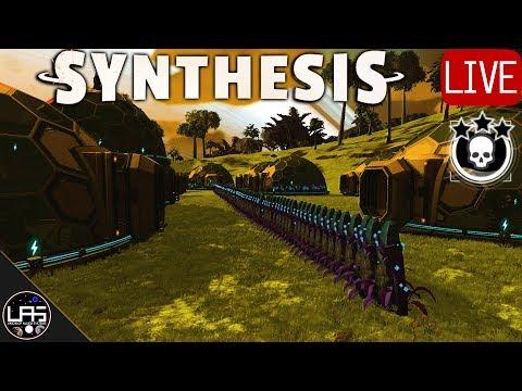 No Man's Sky Survival #63   Stasis Device Farm   Xaine's World Synthesis