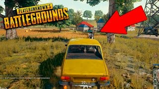 Video de 3 MUERTES CON COCHE!! PLAYERUNKNOWN'S BATTLEGROUNDS