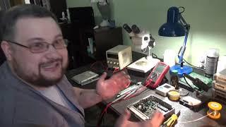 Профилактический ремонт ЭБУ , компьютер на 1- kz .