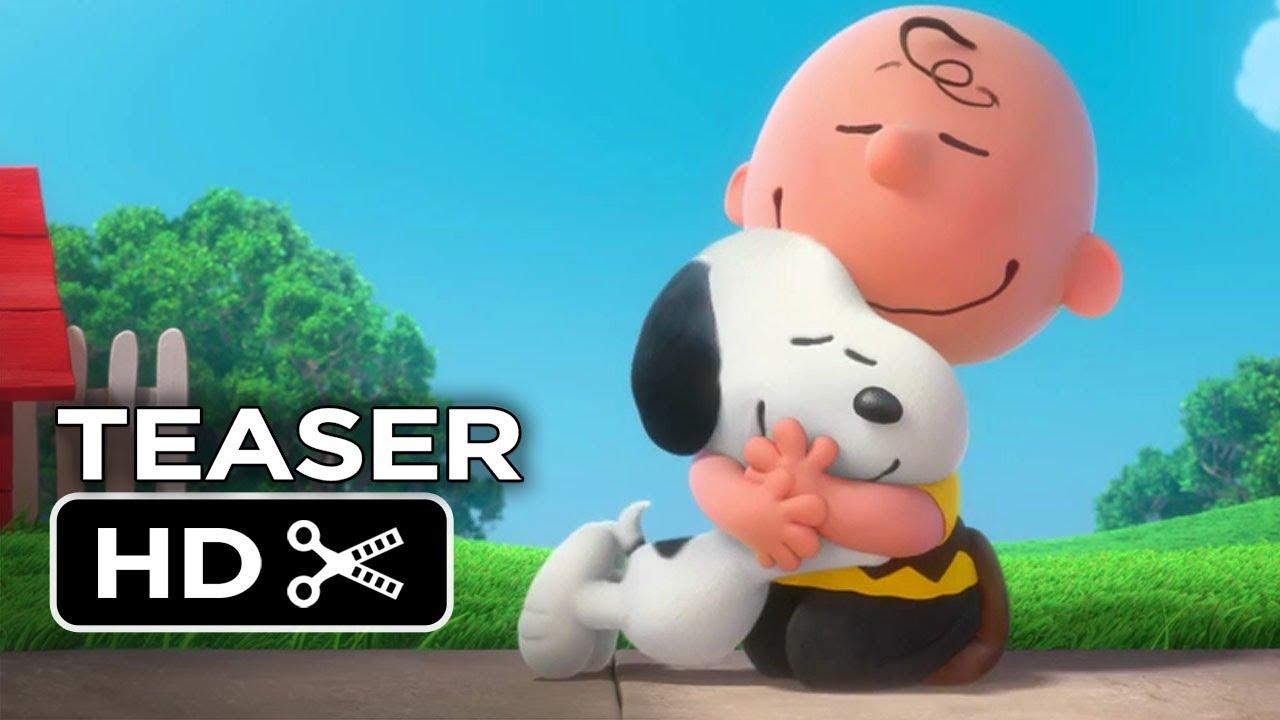 Peanuts Trailer