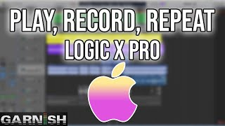 Play; Record; Repeat | Logic Pro X Tips