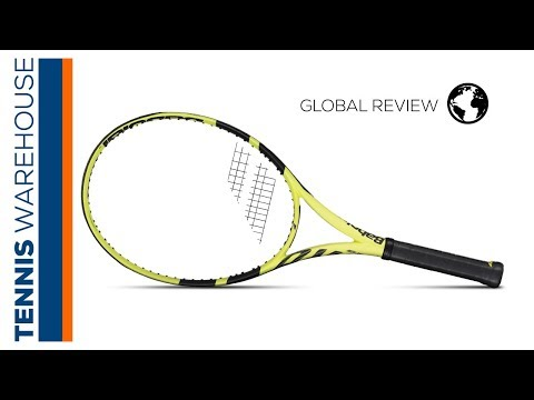 🌎 2019 Babolat Pure Aero Global Tennis Racquet Review