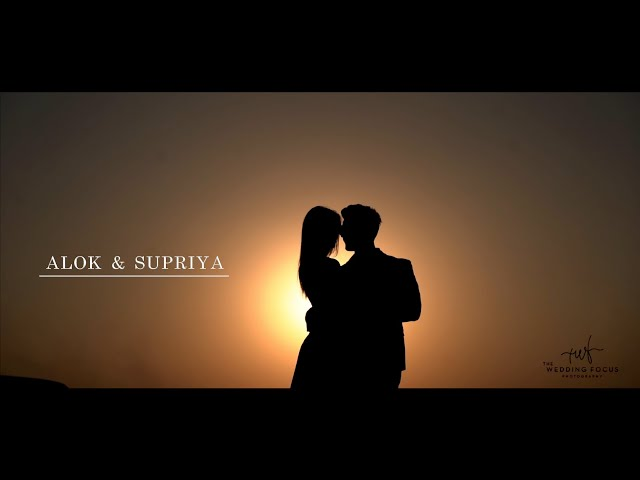 Best Pre Wedding Teaser 2021 || JAIPUR | ALOK-SUPRIYA | KABIR SINGH MASHUP SONG || THE WEDDING FOCUS