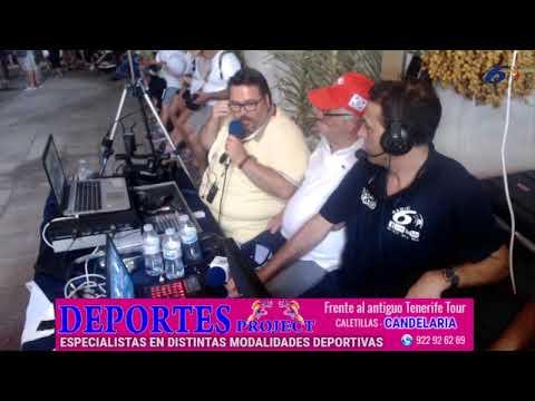 RADIO6TV-DIRECTO. Día de la Bajada de la Virgen de El Socorro. Llegada al Caserío; 7-9-2019.
