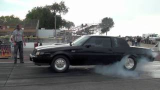 1987 Buick Grand National 1/4 Mile 11.38 @ 119.65