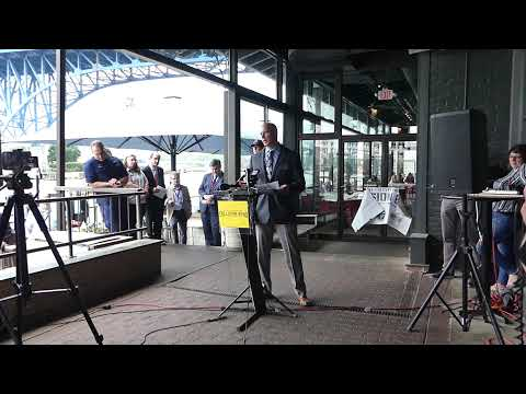Cleveland's Waterfront is Open for Business: Port of Clevela