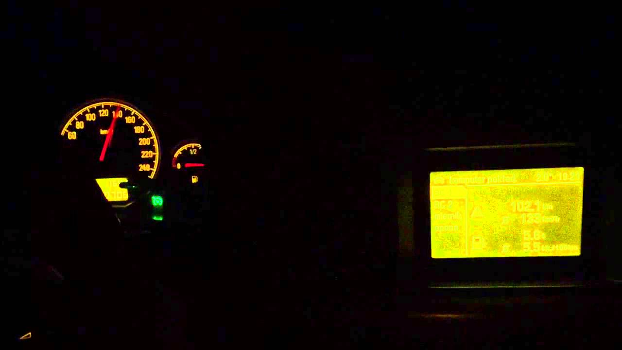 Bardzo dobra Opel Vectra C Z19DTH średnie spalanie przy 140 km/h - YouTube FH08