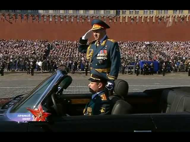 The Moscow Victory Parade of 2013.Парад Победы 9 мая 2013г. Travel Video