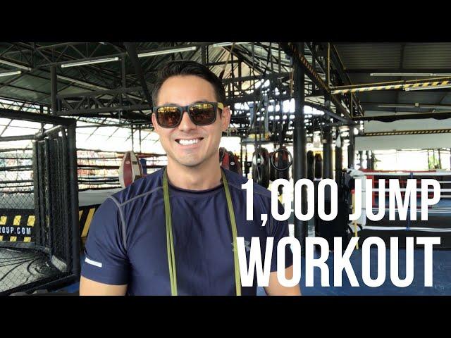 1,000 Jump Workout