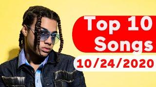 US Top 10 Songs Of The Week (October 24, 2020)
