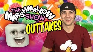 The Marshmallow Show #5:  MIKEY BOLTS OUTTAKES