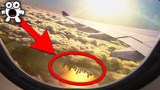 If You Fly Over This City It Appears Upside Down (Real Life Illusions)