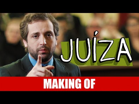 MAKING OF – JUÍZA
