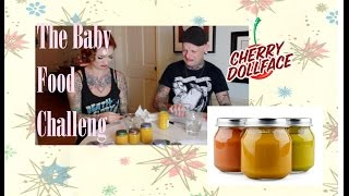 Baby Food Tag: Blind Tasting Competition with CHERRY DOLLFACE Thumbnail