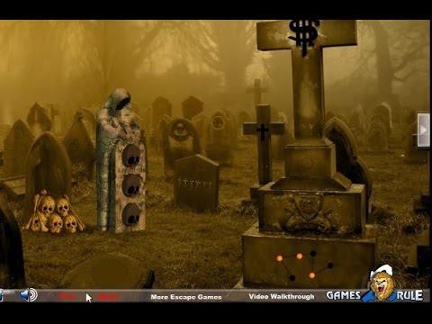 Deadly Graveyard Escape Walkthrough Games2rule Youtube