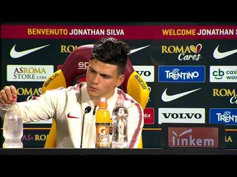 Conferenza presentazione Jonathan #Silva, 01.02.18