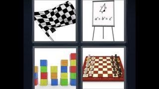 4 Bilder 1 Wort - Level 544 [HD] (iphone, Android, iOS)