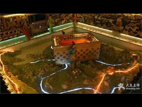 Lời nguyền thủy ngân ở lăng mộ Tần Thủy Hoàng (kỳ 2)