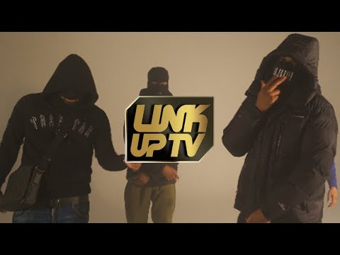 Harlem Spartans (Blanco & Bis) x IC9 (B.R.Y x Qwalo) - Blame The Game [Music Video] | Link Up TV