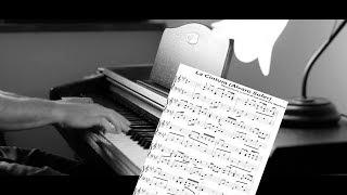 La Cintura (Alvaro Soler) - Carmine De Martino | Piano Solo Cover