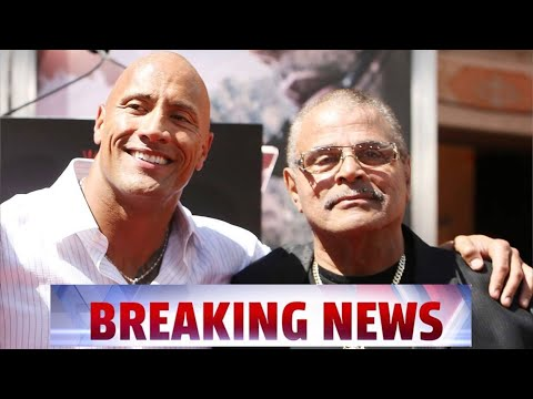Glenn Cosby - Rocky Johnson - Father Of Actor Dwayne The Rock Johnson Dies at 75